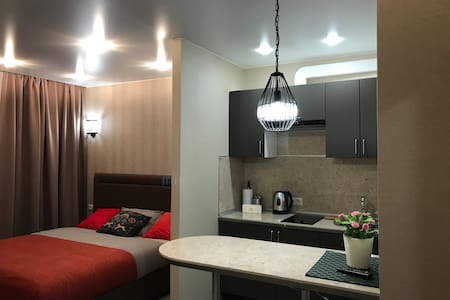 Апартаменты Атмосфера на Девяткино