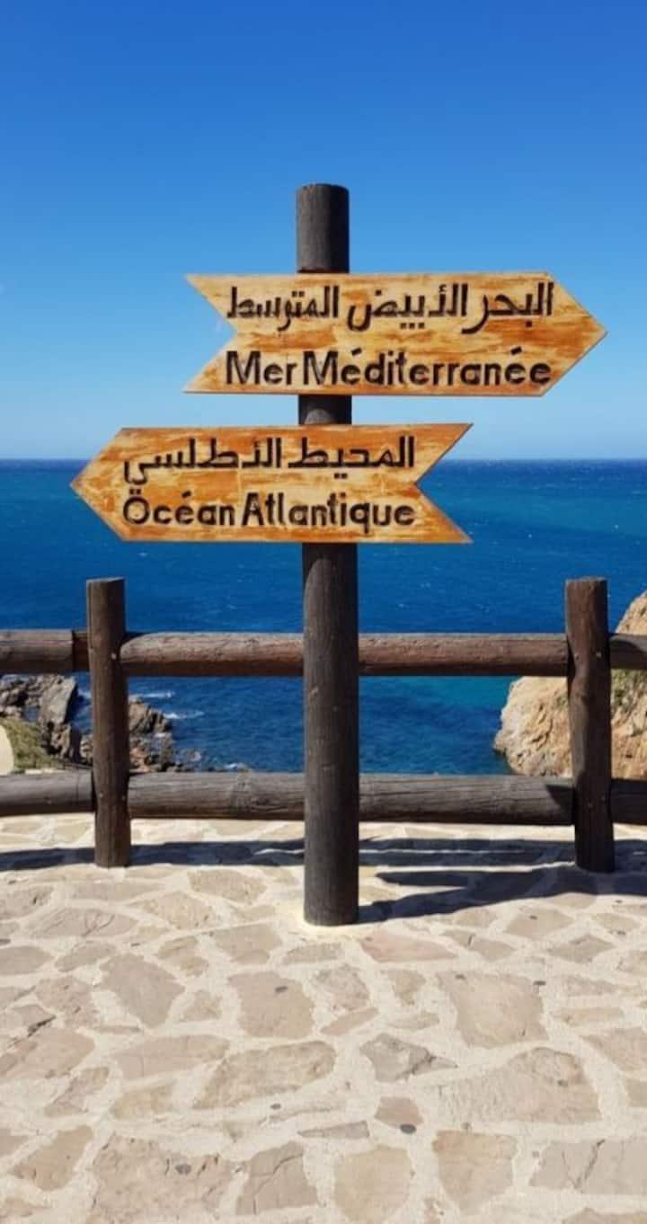 Tanger golf appatement