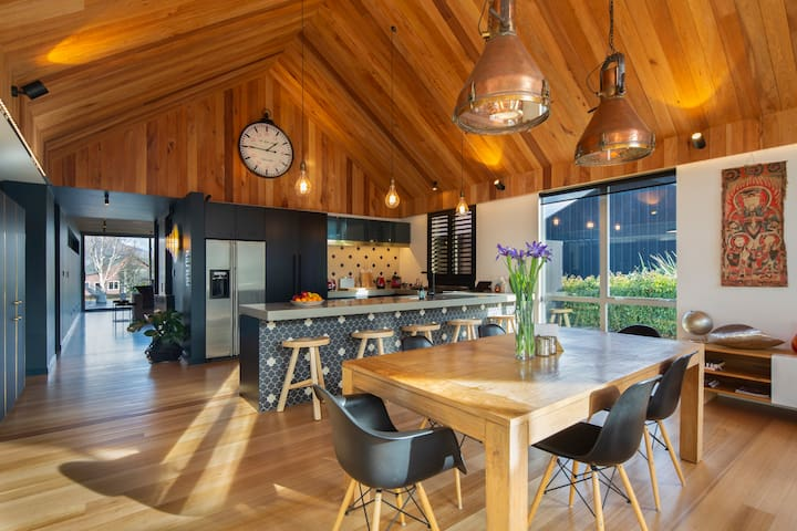 Arrowtown Modern Family Ski Luxe Retreat