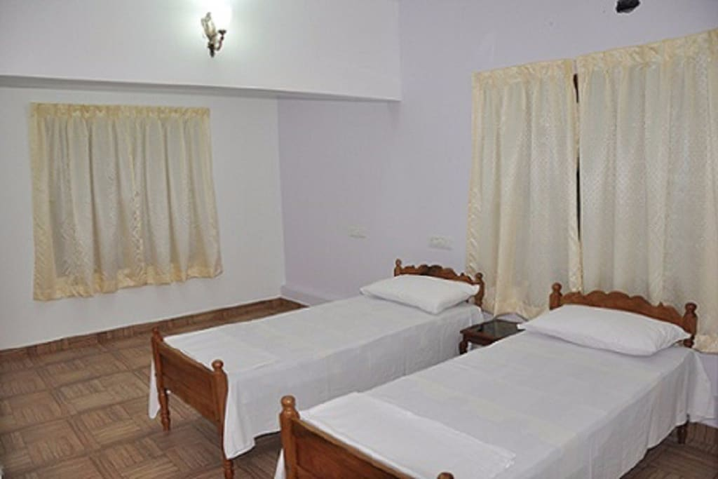 Bed room of Aroma Homestay