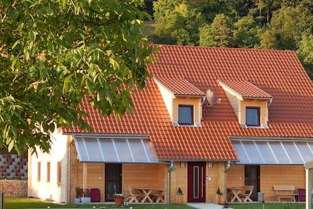 Gemütliche Ferienwohnung 70m² (DTV*****) - Kelheim - Wohnung