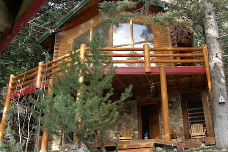 Park City Tree-Secluded Log Cabin - Park City