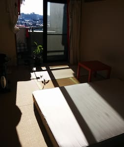 Sunrise Home with access to Shinjuku and Akihabara - Edogawa-ku - Leilighet