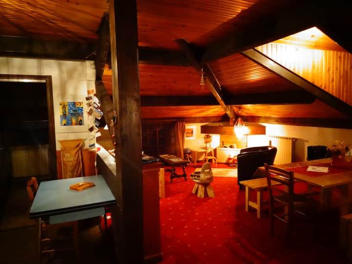 Appartement T2 au coeur de Saint Martin Vésubie