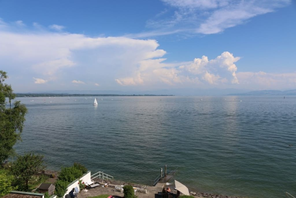 Wohnung direkt am bodensee apartments for rent in for Apartment bodensee