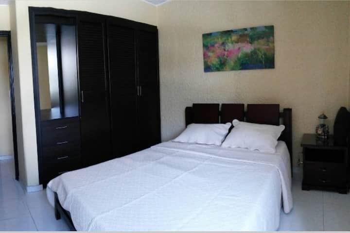 Apartamento Cali norte cómodo, tranquilo, amplio
