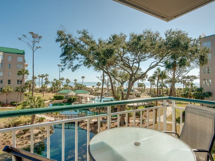 3206 Windsor Court South Oceanfront Complex ~ Just Steps from the Beach!