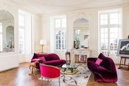 Appartement dans château XVIIème - Le Cellier - Schloss
