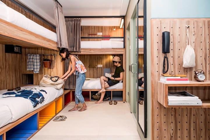 Good Instgramable Dorm in Kuta 1 pax