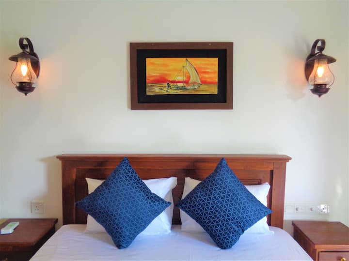 New Holiday Reach @ Double Room 1 with Garden View