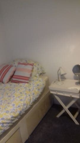Lovely bright single room available