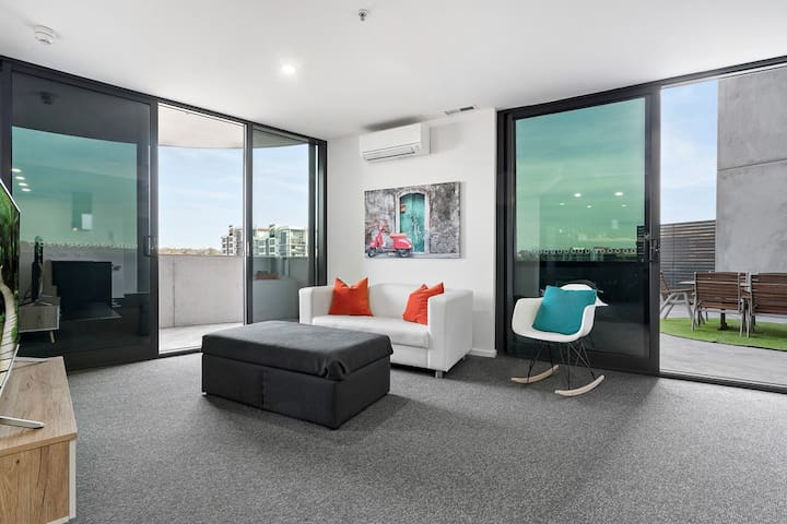 Brilliant 2BR Apartment in Belconnen