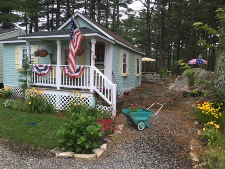 Cottage #9 at Birch Knoll, Ogunquit / York Maine