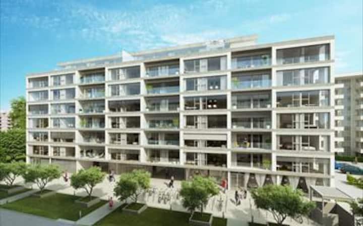 Contemporary amazing new building in EV