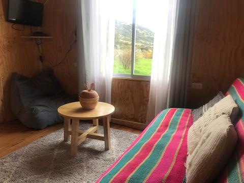 Cabin in Lolol