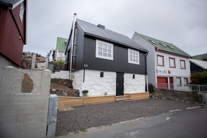 Two Bedroom Vacation Home in the Center of Tórshavn