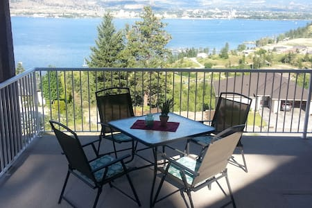Apartment with breathtaking views - Kelowna - Appartement