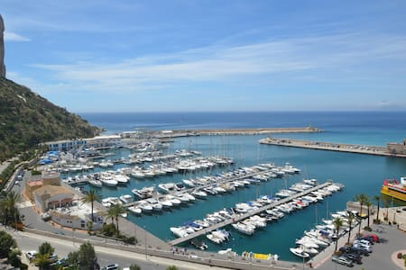 Edificio Ancora Calpe Port Amazing sea views.