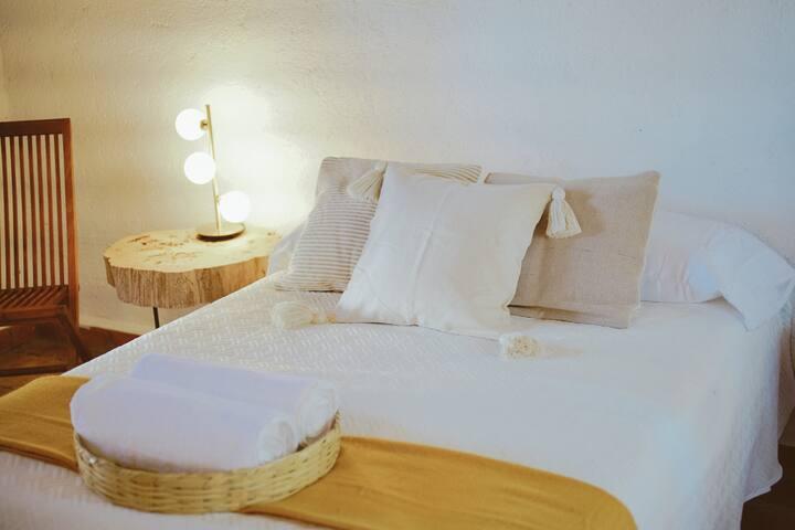 Habitación 3 CASA NUEVE  |  Rancho Eco La Arriera