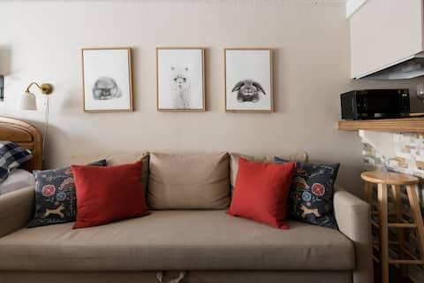 Cozy Comfortable Studio In Prime Location
