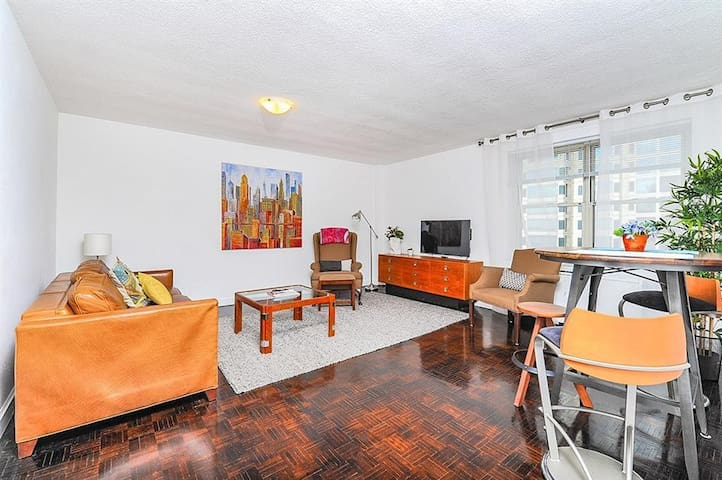 Spacious Private High Rise Condo in Downtown ATL
