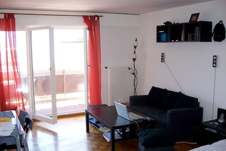 35m2 studio for 3 weeks (not less) - Montreux