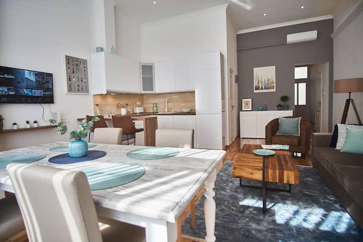 stylish apartment | sights by walk | jewish dist