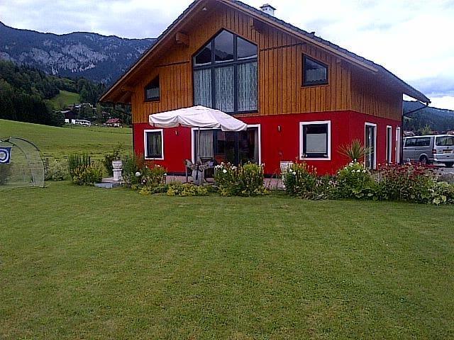 240 Weissenbach 8967 Haus im Ennstal - doubleroom