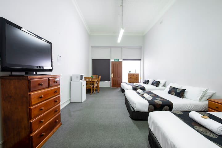 Apartment in Historical Building in Port Pirie CBD