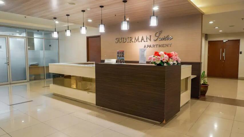 Disewakan 2 Bed Room Sudirman Suites Apartment