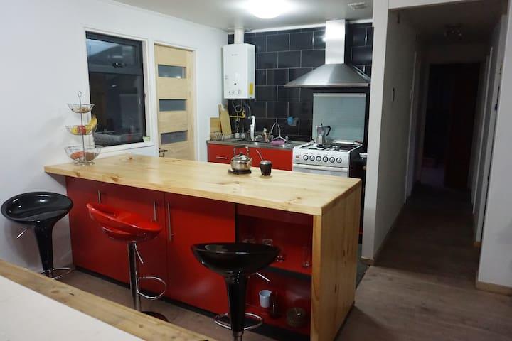 AIKE PATAGON Homestay - Coyhaique - Casa
