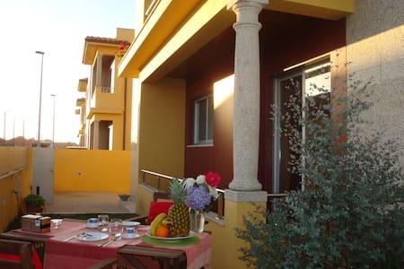 Casas Solar da Torre - admirável.