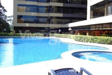 Executive view apt with pool in walkable Oakland - Guatemala