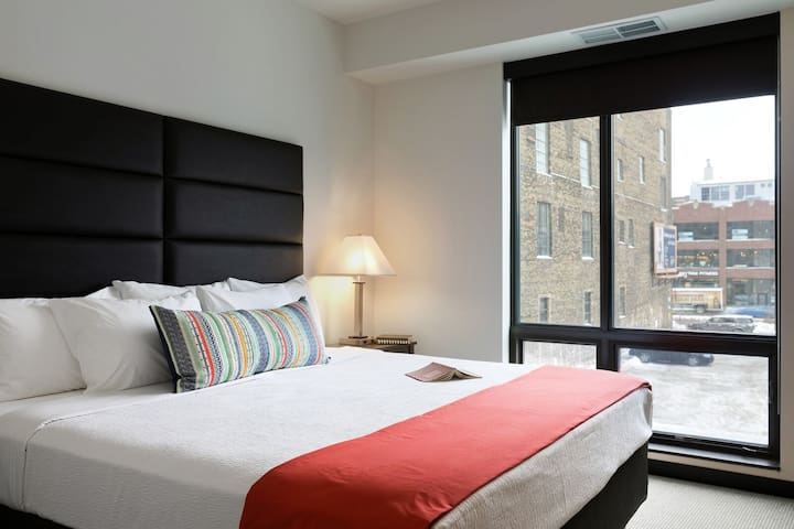 Delightful Stay Alfred on 2nd Street
