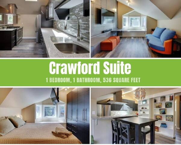 Amazing unit in Central Canmore!