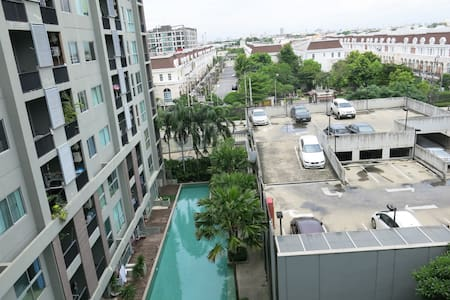 1 bedroom Cosy living Near Don Mueang airport - Bangkok - Wohnung