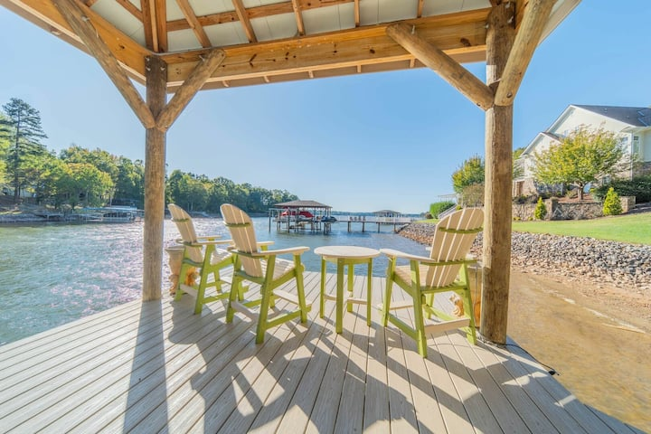 St. Charles Lane - Lake Norman Luxury, great amenities for the whole family!