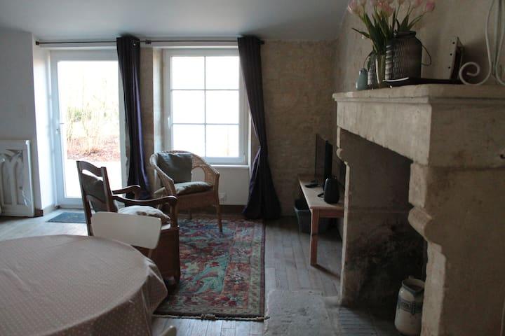 Petite maison de charme - Les Magnils-Reigniers - House