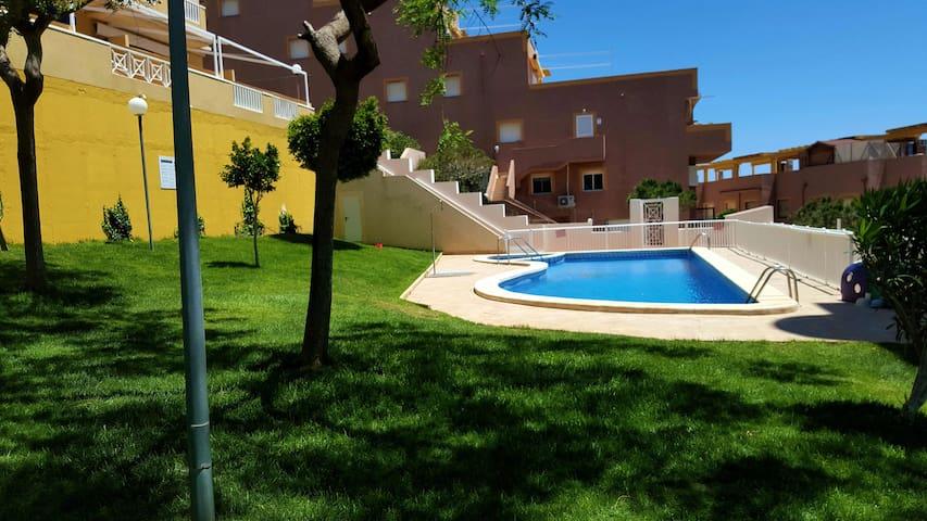 Apartment with fantastic views - Cabo de Palos - Apartament