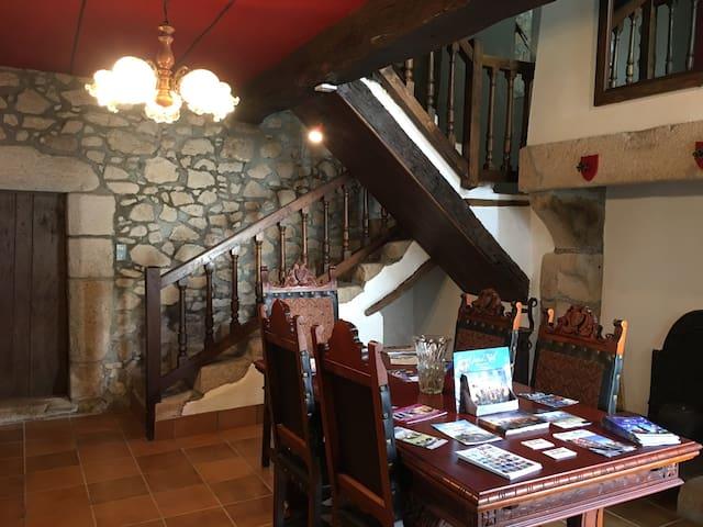 Maison  entière à 10/15 min du Puy du Fou