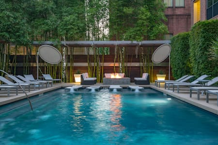 Modern Montrose Apartment (3206) - Houston - Lakás