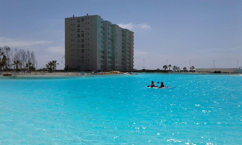 Departamento de playa - Papudo - Квартира