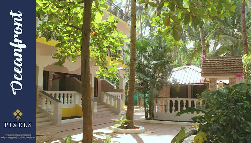Comfortable and Classy Stay on Palolem Beach - Canacona - Guesthouse