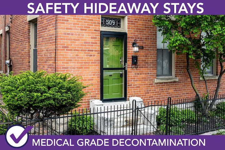 Safety Hideaway - Medical Grade Clean Home 14