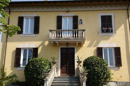 Beautiful House with view, green and peace - Castelletto d'Orba - บ้าน
