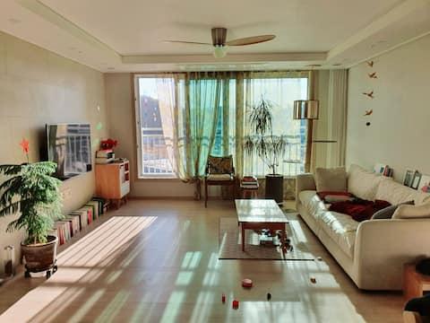 군산 북스테이 하우스 (30평 아파트, 아이동반 환영합니다)