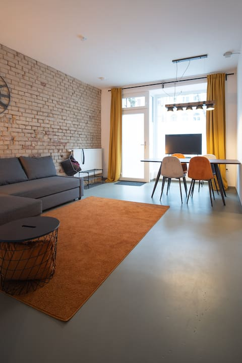 Zentrales Loft-Apartment für Family & Friends