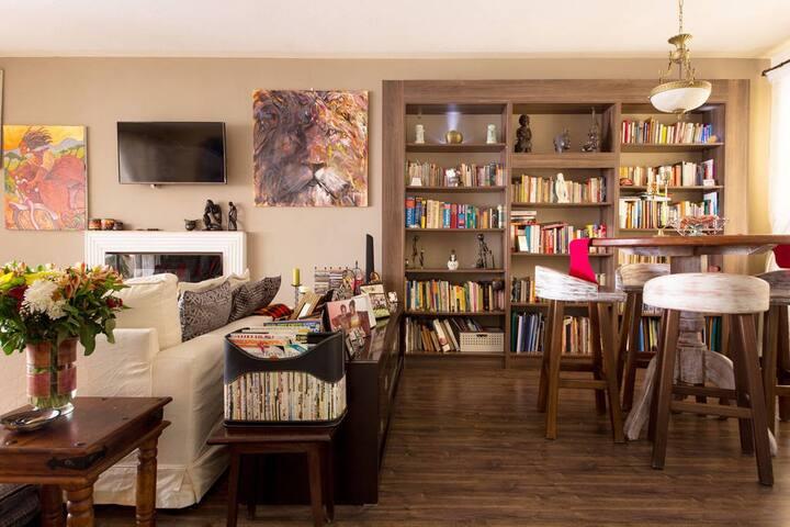 Cosy, Quiet DBL Room in Kileleshwa near Kenton - Nairobi - Appartement