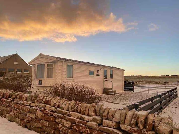 Pentland View Caravans, John O Groats, Caithness