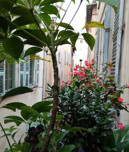 A beautiful appartement in the old Town of nice